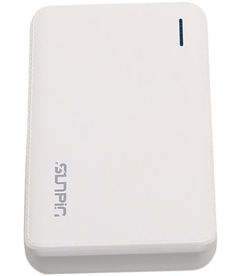 SunPin Power Bank 8600 mAh voor Hoesje voor Sony Xperia Z5 Ultra
