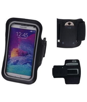 Samsung Galaxy A40 Zwart Sport Armband Neopreen