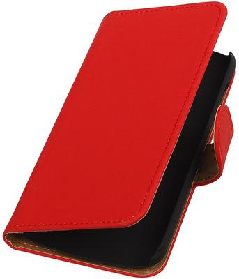Hoesje voor Huawei Ascend Y540 Rood Effen
