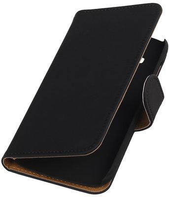 Hoesje voor Huawei Ascend Y540 Zwart Effen