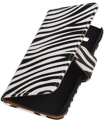 Hoesje voor Huawei Ascend Y540 Zebra