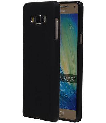 Hoesje voor Samsung Galaxy A7 2015 TPU Zwart