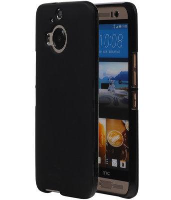 Hoesje voor HTC One M9 Plus TPU Zwart