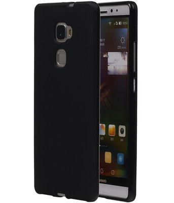 Hoesje voor Huawei Ascend Mate 7 TPU Zwart