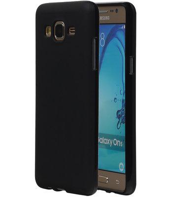 Hoesje voor Samsung Galaxy On5 TPU Zwart