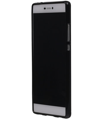 Hoesje voor LG Magna TPU Zwart