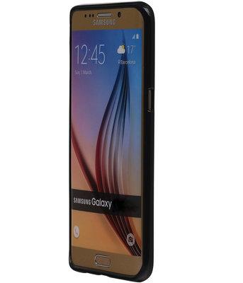 Hoesje voor Samsung Galaxy On7 TPU Zwart
