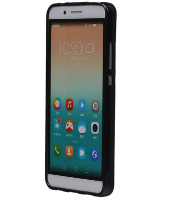 Hoesje voor Huawei Y625 TPU Zwart