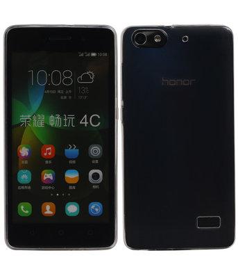 Huawei Honor 4C Hoesje Transparant