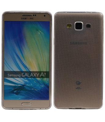 Hoesje voor Samsung Galaxy A7 2015 Transparant