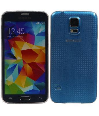 Hoesje voor Samsung Galaxy S5 Transparant