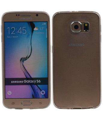 Hoesje voor Samsung Galaxy S6 Transparant