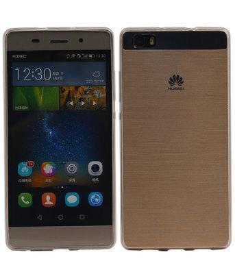Hoesje voor Huawei P8 Lite Transparant