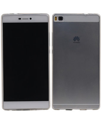 Hoesje voor Huawei Ascend P7 Transparant