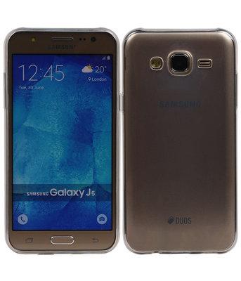 Hoesje voor Samsung Galaxy J5 2015 Transparant