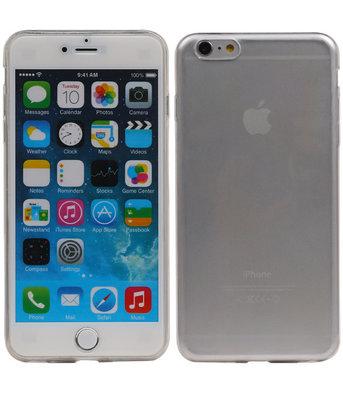 Apple iPhone 6/6s Plus Hoesje Transparant
