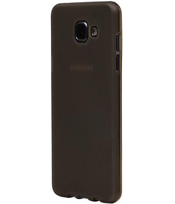 Hoesje voor Samsung Galaxy A3 (2016) TPU Transparant Grijs