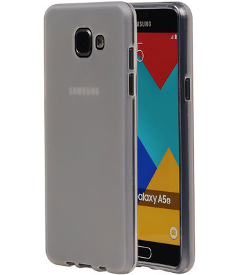 Hoesje voor Samsung Galaxy A5 (2016) TPU Transparant Wit