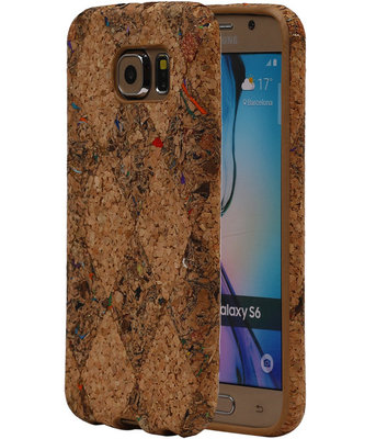 Kurk Design TPU Cover Case voor Hoesje voor Samsung Galaxy S6 Model F