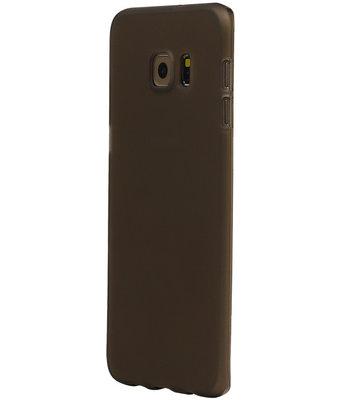 Hoesje voor Samsung Galaxy S7 TPU Transparant Grijs