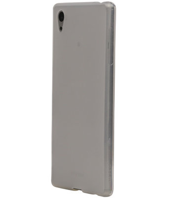 Hoesje voor LG Nexus 5X TPU Transparant Wit