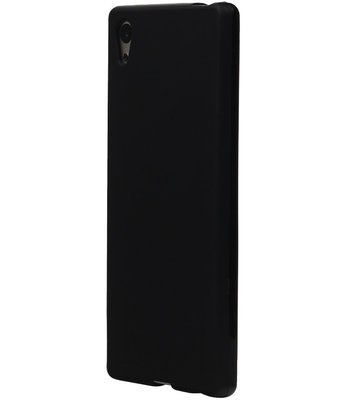 Hoesje voor LG Nexus 5X TPU Zwart