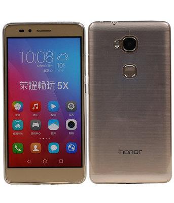 Hoesje voor Huawei Honor 5X Transparant