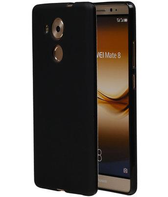 Hoesje voor Huawei Ascend Mate 8 TPU Zwart