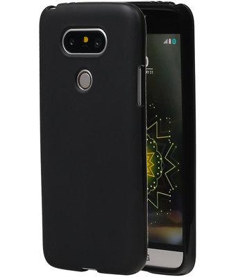 Hoesje voor LG G5 TPU Zwart