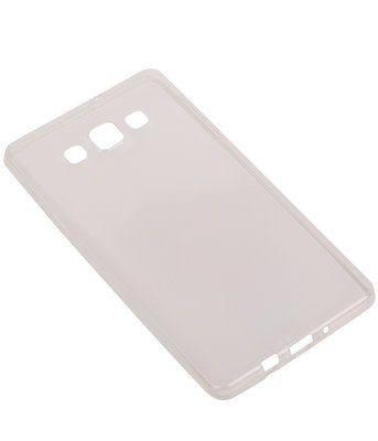 Hoesje voor Samsung Galaxy A5 2016 Cover Transparant