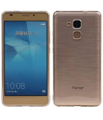 Huawei Honor 5c Cover Hoesje Transparant