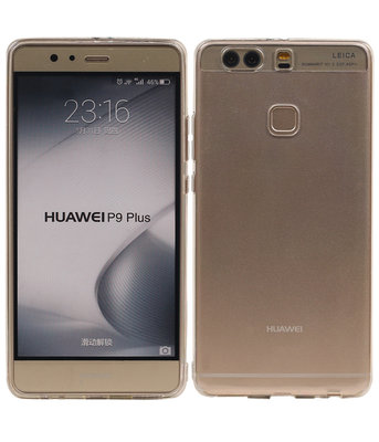 Huawei P9 Plus Cover Hoesje Transparant