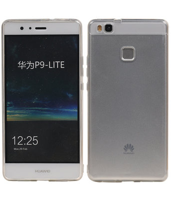 Hoesje voor Huawei P9 Lite Cover Transparant