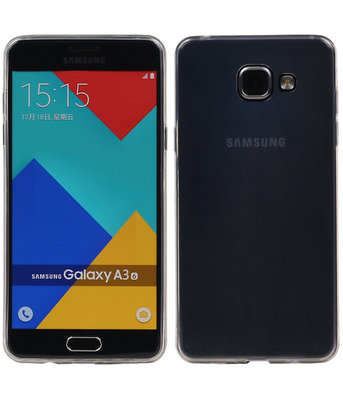 Hoesje voor Samsung Galaxy A3 2016 Cover Transparant