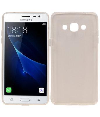 Samsung Galaxy J3 Pro Cover Hoesje Transparant