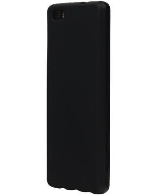 Hoesje voor Huawei Y6 II / Holly 3 TPU Zwart