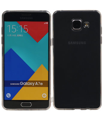 Samsung Galaxy A7 2016 Cover Hoesje Transparant
