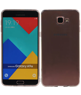 Hoesje voor Samsung Galaxy A9 2016 Cover Transparant