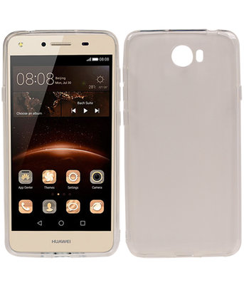 Hoesje voor Huawei Y6 II Compact Cover Transparant
