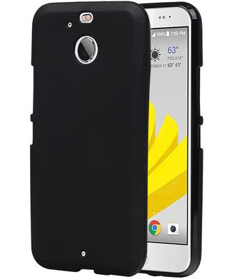 Hoesje voor HTC 10 Evo TPU back case Zwart
