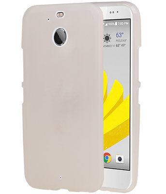 Hoesje voor Huawei Honor Magic TPU back case transparant Wit
