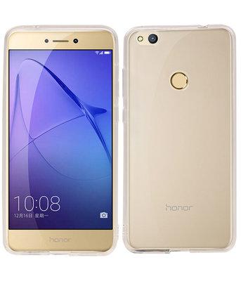 Huawei P8 Lite 2017 / P9 Lite 2017 Smartphone Cover Hoesje Transparant