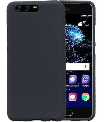 Grijs Zand TPU back case cover voor Hoesje voor Huawei P10