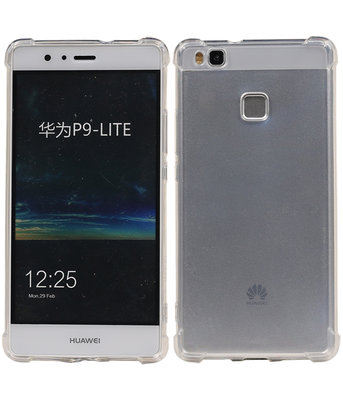Transparant TPU Schokbestendig bumper case Hoesje voor Huawei P9 Lite