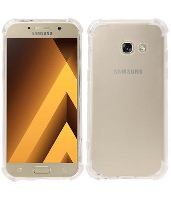 Transparant TPU Schokbestendig bumper case telefoonhoesje Samsung Galaxy A5 2017