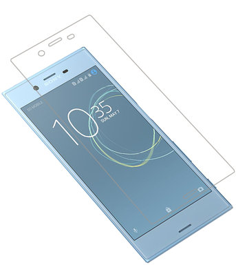 Sony Xperia XZ Premium Tempered Glass Screen Protector