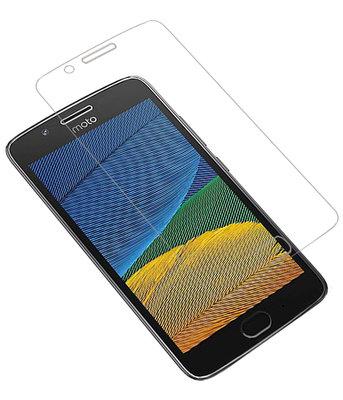 Motorola Moto G5 Plus Tempered Glass Screen Protector