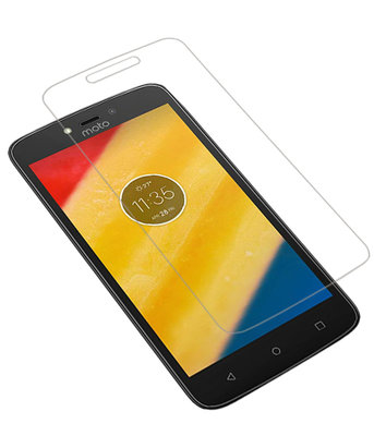 Motorola Moto C Plus Tempered Glass Screen Protector