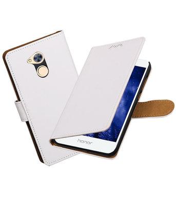 Hoesje voor Huawei Honor 6A Effen booktype Wit