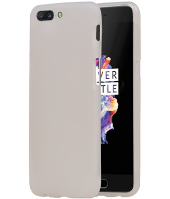 OnePlus 5 TPU back case Wit